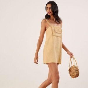 NWT Reformation Ida Dress